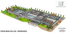 Rhein-Main-Hallen convention centre Wiesbaden, Germany, KantanMT