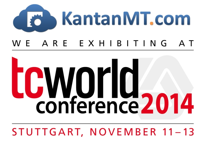 KantanMT_tcw-conference2014_Exhibitor