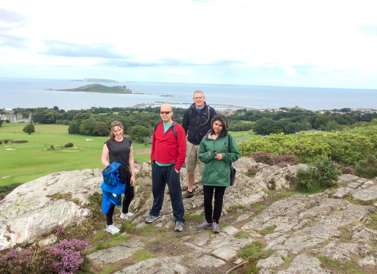 Save the Date: Flag Challenge Coastal Treasure Hunt, LocWorld Dublin for TWB