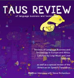 KantanMT Distributor of TAUS Review Magazine