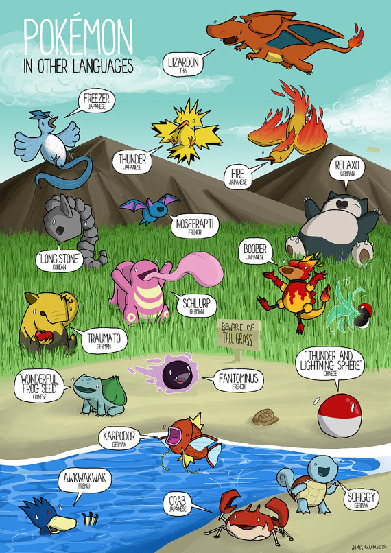 Pokemon-Other-Languages