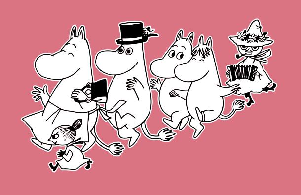 Moomin Characters KantanMT
